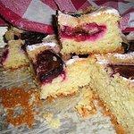 Najłatwiejsze ciasto drożdżowe...
