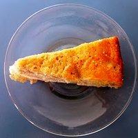 Ciasto z gruszkami w karmelu