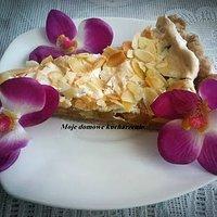 Tarta gruszkowo-jabłkowa z bezą