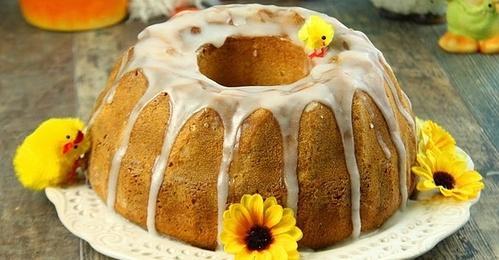 Babka Wielkanocna Z 8 Jaj Przepisy Kulinarne Mikser Kulinarny
