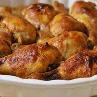 Kurczak pieczony miodzio sprawdzony przepis
