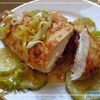 Dietetyczna Piers Z Kurczaka Pieczona W Folii Aluminiowej Przepisy