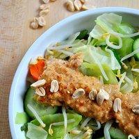 Gado Gado Indonezyjska Kuchnia Vege Przepisy Kulinarne