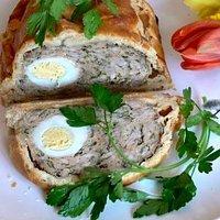 Swiateczny Pasztet Wg Aleex Przepisy Kulinarne Mikser Kulinarny