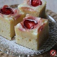 Ciasto Jogurtowe Z Budyniem I Jagodami Przepisy Kulinarne Mikser
