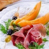 Przystawka Z Melona Przepisy Kulinarne Mikser Kulinarny