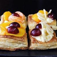 Ciastka Francuskie Z Budyniem I Owocami Przepisy Kulinarne