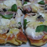 Pizza Z Patelni Anna Starmach Przepisy Kulinarne Mikser