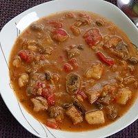 Zupa Gulaszowa Siostry Anastazji Przepisy Kulinarne Mikser Kulinarny