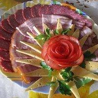 Dekoracje Wędlin Na Talerzu Przepisy Kulinarne Mikser