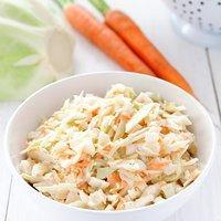 Dietetyczny Coleslaw Przepisy Kulinarne Mikser Kulinarny