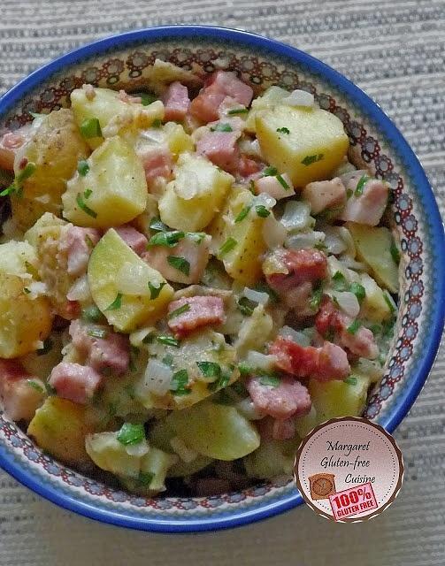 Niemiecka Salatka Ziemniaczana German Potato Salad Recipe
