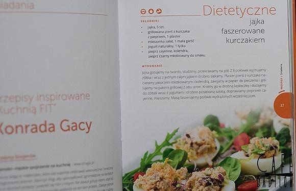 Kuchnia Fit 2 Konrada Gacy Przepis Mikser Kulinarny