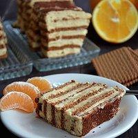 Pomarańczowa Marlenka Bez Pieczenia Przepisy Kulinarne