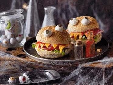 Hamburgerowy Potwór Przepis Mikser Kulinarny