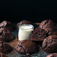 Wilgotne Muffiny Przepisy Kulinarne Mikser Kulinarny