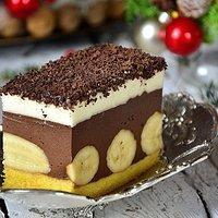 Ciasto Czekoladowo Bananowe Przepisy Kulinarne Mikser Kulinarny