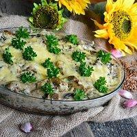 Knedle Z Mięsem I Sosem Pieczarkowym Przepisy Kulinarne