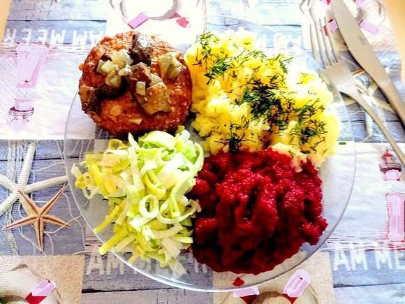 Obiad Polski Przepis Mikser Kulinarny