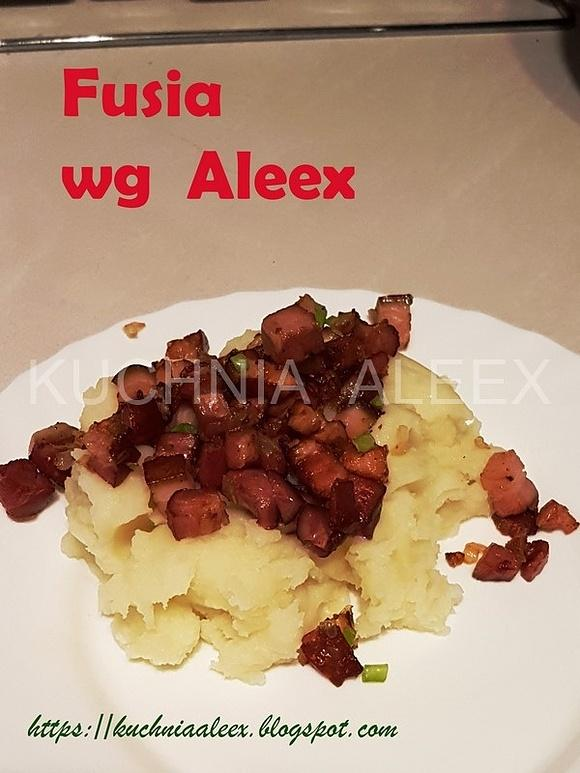 Fusia Prazucha Wg Aleex Przepis Mikser Kulinarny