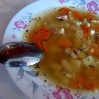 Zupa Fasolowa Na Wędzonych żeberkach Przepisy Kulinarne